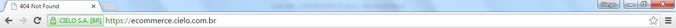 EV Google Chrome Certificate