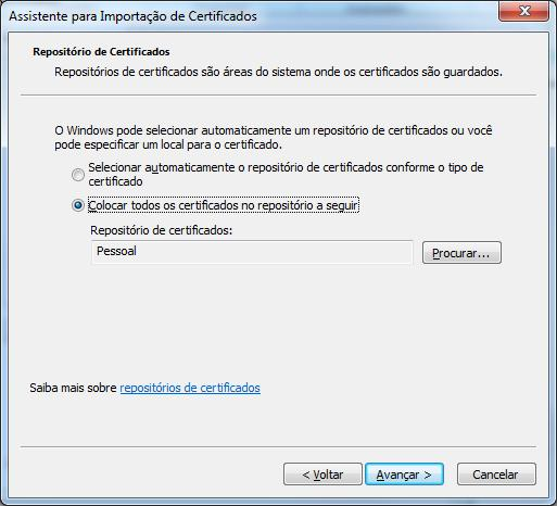 Install IE and GC